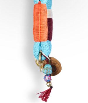 Halsbänder Tau farbenfroh