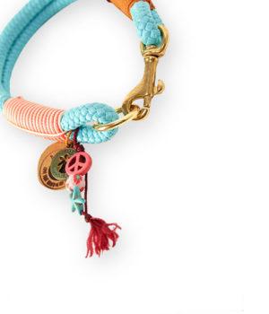Halsbänder Tau farbenfroh Standart